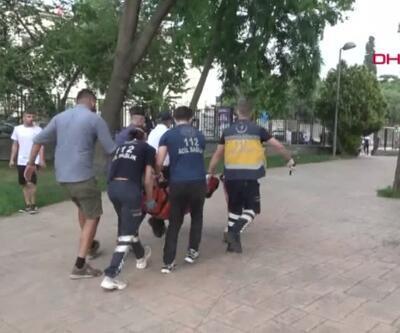 Maçka Parkı'nda bir doktorun boğazını kesmişti, hakim karşısına çıktı