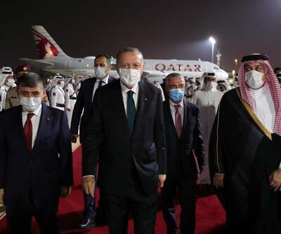 Son dakika haberi... Cumhurbaşkanı Erdoğan'ın ziyareti Katar basınında büyük yankı uyandırdı