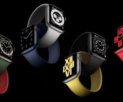 Apple Watch Series 6 ve SE modelleri Türkiye'de satışa sunuldu
