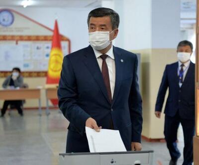 Kırgızistan Cumhurbaşkanı Ceenbekov, istifaya hazır olduğunu açıkladı