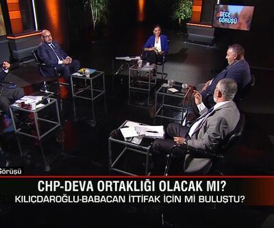 CHP-DEVA Partisi ortaklığı olacak mı?  Kobani soruşturması neden şimdi? HDP kapatılabilir mi? Gece Görüşü'nde tartışıldı