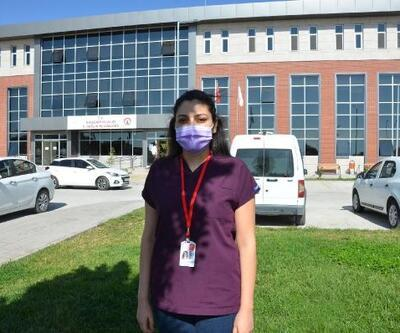 'Hastaları dışarıdaki insanlarla temas ettirmemeye çalışıyoruz'