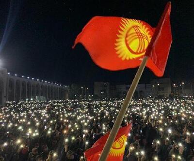 'Kırgızistan'da yeni seçim 30 gün içinde yapılacak'