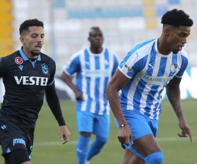 Trabzonspor Erzurumspor'a kaybetti