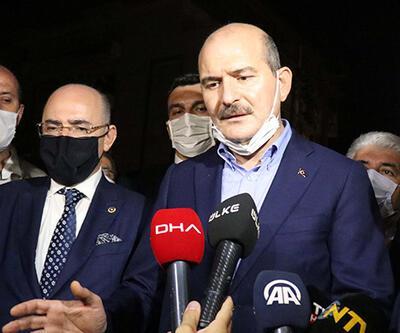 Son dakika haberi: Bakan Soylu'dan önemli açıklama: 2 kişi gözaltına alındı | Video