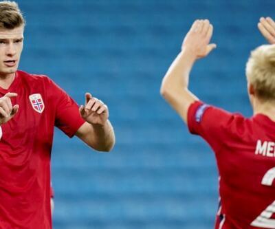 Norveç 4 golle kazandı