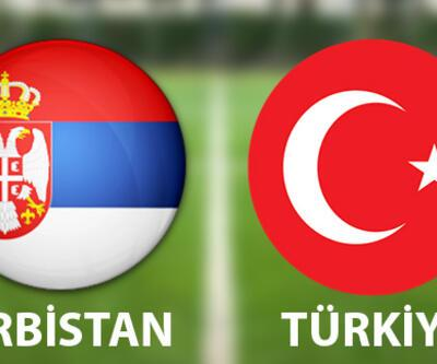 Şifresiz izlenecek! Sırbistan Türkiye milli maç hangi kanalda, ne zaman, saat kaçta?