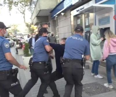 Tehditkar sözleri başına bela oldu | Video