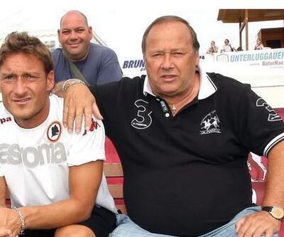 Totti'nin babası Kovid-19'dan hayatını kaybetti