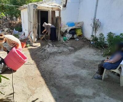 Enez'de ihtiyaç sahiplerine evde bakım ve temizlik hizmeti