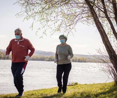 Kalp sağlığı için düzenli ve tempolu yürüyün