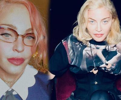 Madonna'nın son görüntüsü şaşırttı