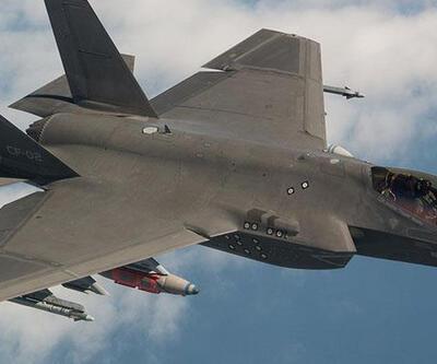 ABD Merkez Kuvvetler Komutanlığı'ndan İsrail semalarında F-35 tatbikatı