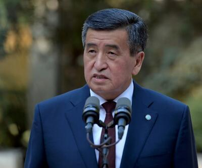 Son dakika... Kırgızistan Cumhurbaşkanı Ceenbekov istifa etti   Video
