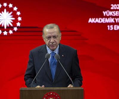 Son dakika... Cumhurbaşkanı Erdoğan, erken seçim tartışmalarına son noktayı koydu | Video