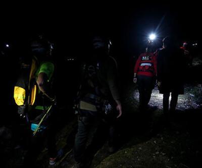 4 kişi Uludağ'da kayboldu!