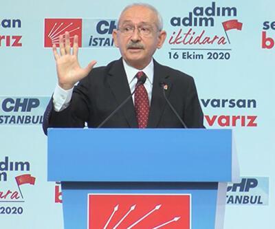 Kılıçdaroğlu'ndan 14. Ağır Ceza Mahkemesi'ne eleştiri