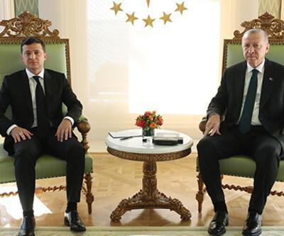 Son dakika... Erdoğan-Zelenski görüşmesi sona erdi