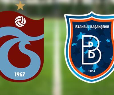 Süper Lig 5. hafta! Trabzonspor Başakşehir canlı yayın ne zaman, saat kaçta izlenecek?