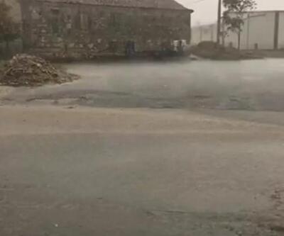Son dakika haberi... İstanbul'da yağış başladı