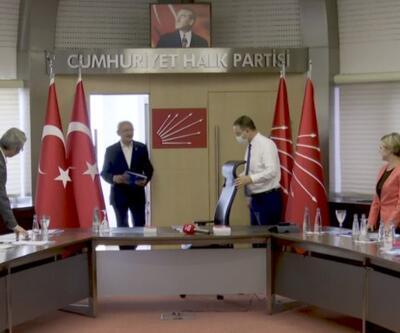 "CHP'den ""Yeni parti"" iddiası   Video"