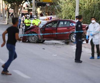 Konya'da feci kaza! Baba ve oğlu hayatını kaybetti