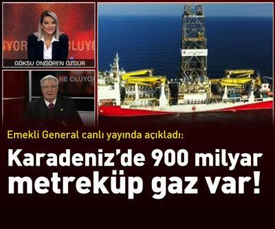 """""""900 milyar metreküp gaz"""" iddiası"""
