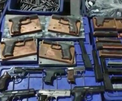 Son Dakika Haberi! Binlerce silah parçası ele geçirildi | Video