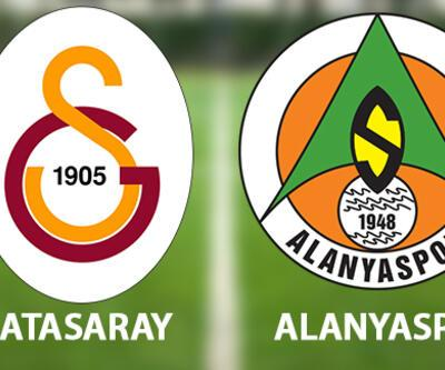 Galatasaray Alanyaspor maçı ne zaman, saat kaçta? GS Alanya maçı hangi kanalda?