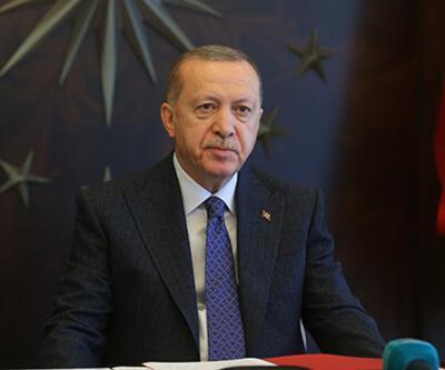 Cumhurbaşkanı Erdoğan, Bakan Soylu ile bir araya gelen muhtarlara seslendi