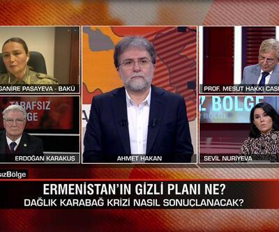 Ermenistan'ın asıl amacı ve gizli planı ne?Ermenistan'a kimler silah veriyor? Tarafsız Bölge'de konuşuldu