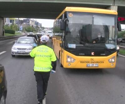 Toplu taşımada virüs denetimi   Video