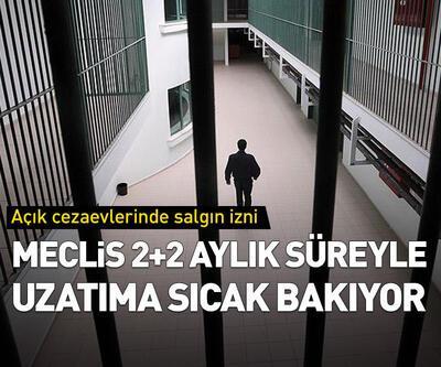 Açık cezaevlerinde salgın izniyle ilgili flaş açıklama