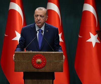 Cumhurbaşkanı Erdoğan tarih verip açıkladı