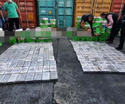 Son dakika haberi: Mersin'de dev operasyon! 220 kilogram kokain ele geçirildi
