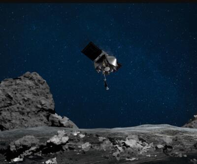 NASA duyurdu: İşte ilk temas!