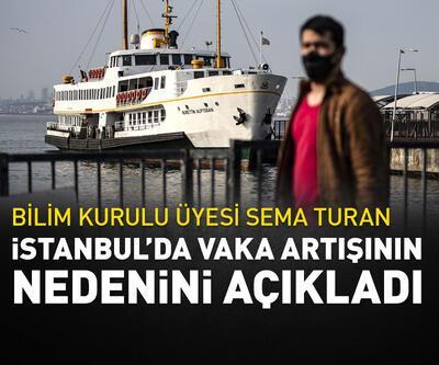 İstanbul'da neden vakalar arttı?