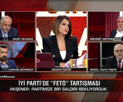 Ümit Özdağ kimi suçladı, neden şimdi konuştu? İYİ Parti, FETÖ iddiaları üzerine ne yapacak? CNN TÜRK Masası'nda tartışıldı