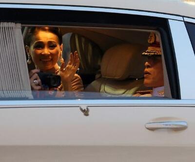 Tayland Kralı Maha Vajiralongkorn karantinada