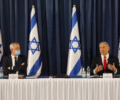 Gantz'dan Netanyahu'ya F-35 suçlaması