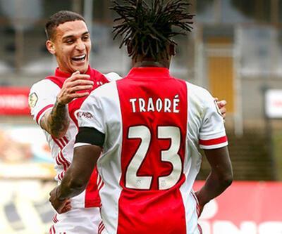Ajax deplasmanda VVV Venlo'yu 13-0 mağlup etti!