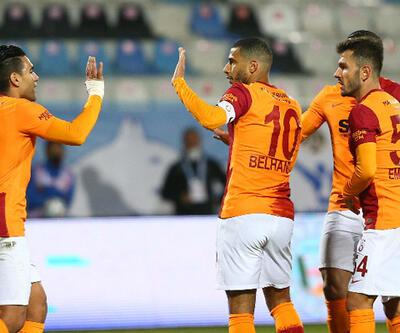 Erzurumspor 1-2 Galatasaray MAÇ ÖZETİ