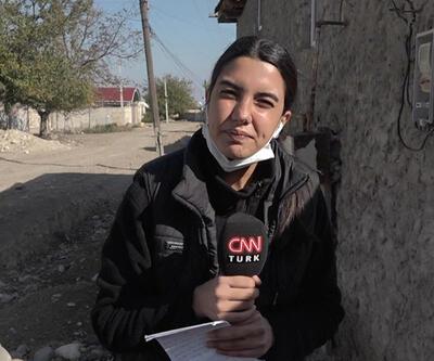 Ermenistan'ın hedef aldığı Goranboy'da son durum | Video