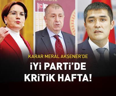 İYİ Parti'de kritik hafta