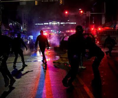 ABD'de bir siyahi daha polis tarafından öldürüldü, sokaklar karıştı!