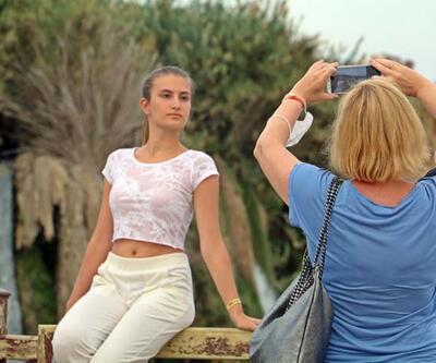 Sonbaharda da turistlerin gözdesi