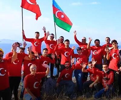 AK Parti Bodrum İlçe Başkanlığı'ndan 29 Ekim klibi