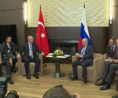 Erdoğan-Putin görüşmesinin perde arkası | Video
