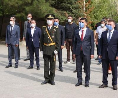Ergani'de 29 Ekim Cumhuriyet Bayramı kutlamaları