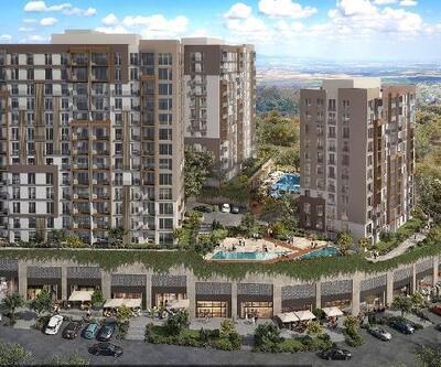 İzmir'de bahçe kullanımlı daireler satışa sunuldu